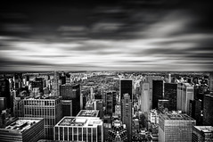 NYC#097 (wbsloan) Tags: city urban blackandwhite bw newyork skyscraper skyscrapers centralpark