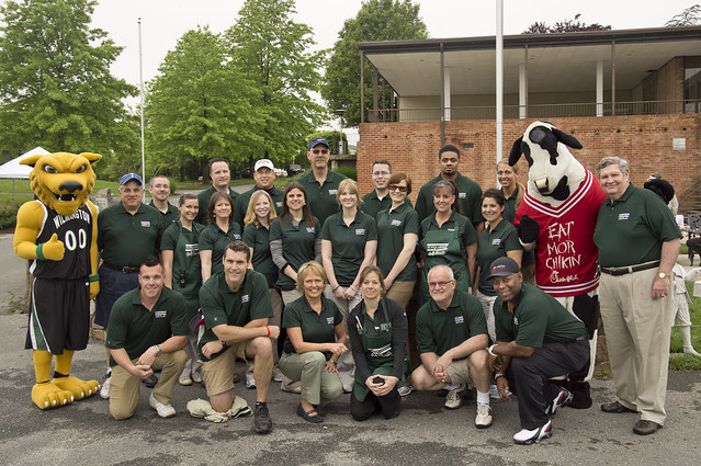 Event photos from the Wilmington University Golf Scholarship Classic.