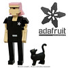 "Ladyada LEGO Figure with Mosfet the Cat • <a style=""font-size:0.8em;"" href=""http://www.flickr.com/photos/44124306864@N01/7258859476/"" target=""_blank"">View on Flickr</a>"