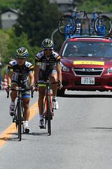 8414 TOJ2012 minami-shinshu stg (HottSpin) Tags: bicycle japan race nagano 15th roadrace 2012  tourofjapan