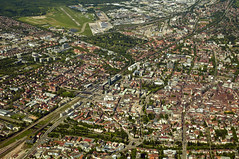 Freiburg Bird's Eye View Photo