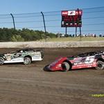 Dirt Late Model Dream racing