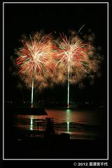 諏訪湖祭湖上花火大会/Suwa lake firework Festival