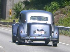 Citroen (Littlerailroader) Tags: cars car massachusetts citroen newengland vintagecars gardnermassachusetts
