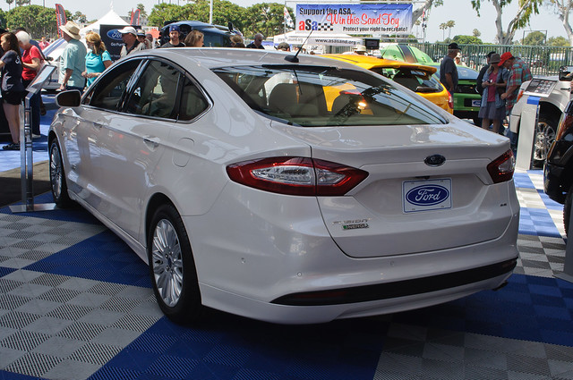 ford fusion mondeo