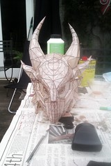 Daedric Wip (DarksideDesigns) Tags: