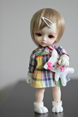 my lil kitten. (Simmi.) Tags: yellow by kitten kitty lea miffy custom latidoll andreja lati