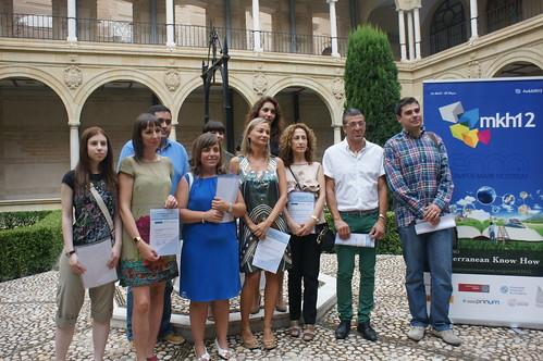 Entrega de premios Resouk y de Fotoperiodismo. Portada 1