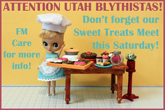 Calling All Utah Blythers