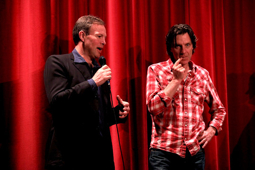 Shadow Dancer Q&A with James March and Tom Bradby