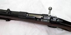 German GEW 98  K-98 Transitional  (9) (Rezz Guns (AZ GUNS-R-US)) Tags: rifle k98 germangew98k98transitional