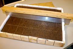 Cutting the soap (jopegs1) Tags: summer milk soap bars box cut goat cutting hiomemade