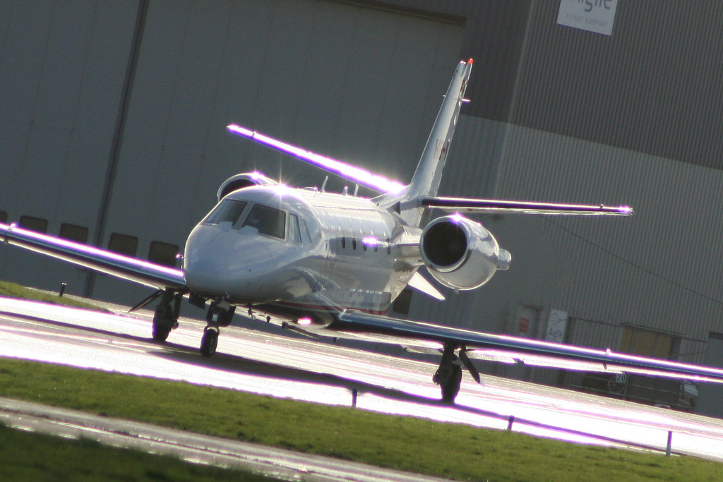 Jet Aviation Cessna Citation 560 XL