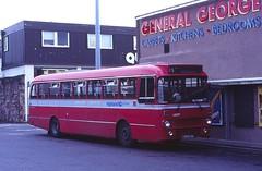 Highland L837 Inverness (Guy Arab UF) Tags: bus buses group scottish highland leopard alexander 1979 midland inverness leyland omnibuses kelvinscottish ytype walexander psu3e4r l837 uls337t mpe337