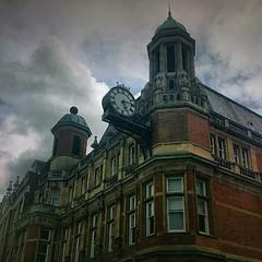 street old uk england sky urban building london tower... (Photo: Мaistora on Flickr)