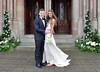 Gordon D'Arcy and Aoife Cogan The wedding of model Aoife Cogan and rugby star Gordon D'Arcy, held at St. Macartan's Cathedral Monaghan, Ireland