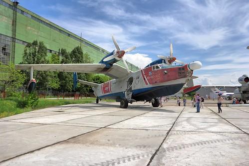 Taganrog. Beriev Aircraft Company 41