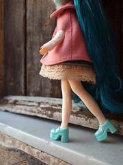Mint Bear Princess OOAK Set