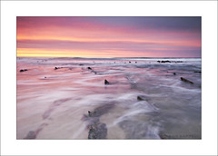 First to see the light. (J Kappely) Tags: newzealand sunrise lowtide gisborne jordankappely makaori
