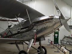 Hawker Demon (Snapshooter46) Tags: fighter bedfordshire aircraftmuseum shuttleworthcollection oldwarden hawkerdemon