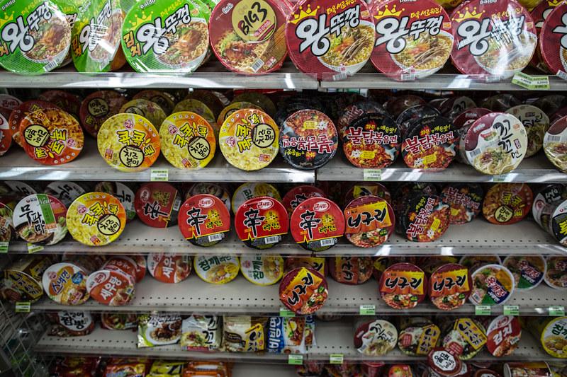 Convenience Store Ethnology - Seoul, Korea