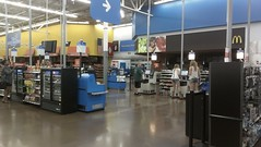 Wal-Mart - Pleasant Crossing Boulevard - Rogers, Arkansas - Self Checkouts (fourstarcashiernathan) Tags: apple self corporate ipod phone walmart pharmacy hour 24 arkansas rogers sprint att bentonville lowell ipad checkouts