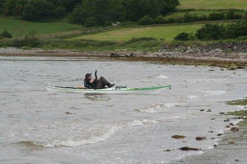 Scottish Womens Sea Kayaking Festival 16