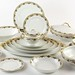 2043. Haviland Limoges China Dinner Set