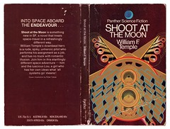 Shoot at the Moon (Unkee E.) Tags: illustration vintage typography graphicdesign coverart books bookcovers bookjacket vintagebookcovers bookcoverillustration petertybus shootatthemoon