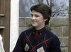 Matthew Perry in the 1980's sitcom 'Charles In Charge' pic credit: WENN
