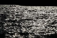 Lake and the boat (Anton Zizek) Tags: slovenija slovenia anton zizek glare bled lake water boat fujifilm reflection