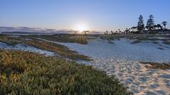 Coronado Beach Sunset (George_Adkins) Tags: california sunset sandiego pacificocean sunburst approved coronado californiacoast coronadocitybeach