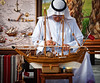 Traditional Kuwaiti Handcraft (CamelKW) Tags: gulfruncarshowatmuroojsahara traditional kuwaiti handcraft