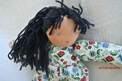Waldorf soft doll by Orit Dotan (orit dotan) Tags:  waldorfdoll          waldorfdolls                          waldorfeducation