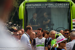 Mark Cavendish Christian Prudhomme Tour de France 2016 Montpellier to Mont Ventoux (www.kevinoakhill.com) Tags: tour de france 2016 montpellier mont ventoux cycling bike race racing sport sporting sportive geant provence chris froome run running photo photos professional gale wind hurricane terrible conditions storm mistral july juillet quatorze 14th 14 chrisfroome markcavendish nairoquintana adamyates marcelkittel tomdumoulin thibautpinot yellow jersey maillot jaune mark cavendish christian prudhomme