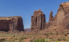 Sandstone Giants (Kool Cats Photography over 7 Million Views) Tags: ef24105mmf4lisusm canoneos6d monumentvalley arizona navajo navajotribalpark geology photography