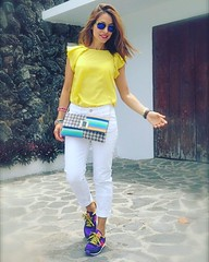 Feliz viernesssssss a todos!!!!! buen finde!!!! #elblogdemonica #ootd #look #lookdeldia #outfit #outfitoftheday #oufitideas #instamood #inspiration #fashion #fashionblogger #streetstyle #instagram #instapic (elblogdemonica) Tags: ifttt instagram elblogdemonica fashion moda mystyle sportlook springlooks streetstyle trendy tendencias tagsforlike happy looks miestilo modaespaola outfits basicos blogdemoda details detalles shoes zapatos pulseras collar bolso bag pants pantalones shirt camiseta jacket chaqueta hat sombrero