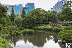 Hibiya park 1, views from above (ZKent.Yousif) Tags: chiyodaku tkyto japan jp  chku  minatoku canon sigma sigma1750mm 50mm streetphotography street park parks