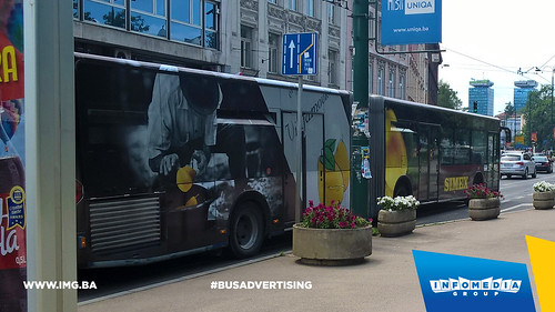Info Media Group - Simex Viljamovka, BUS Outdoor Advertising, Sarajevo 07-2016 (3)