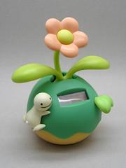 Nohohon Zoku (The Moog Image Dump) Tags: nohohon zoku solar nodder wobbler energy sunshine buddy toy japan japanese tomy 2005