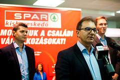A 100. Spar franchise zlet tadsa. (Zugli Mdia) Tags: spar franchise zlet tad megnyit nnepsg budapest magyarorszg hun