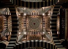 Una casa incredibile (qoanis.27) Tags: rocchettamattei grizzanamorandi cesaremattei volta cappella bicolore