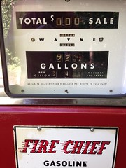 Wayne Gasoline Pump - Texaco Fire Chief (primemover88) Tags: wayne gas gasoline pump texaco fire chief