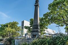 1821  King George IV Monument [Dun Laoghaire, Co. Dublin]-120984 (infomatique) Tags: dnlaoghaire countydublin ireland seasideresort harbour port williammurphy infomatique zozimuz fotonique sony a7rm2 fepz28135mmf4gosslens kinggeorgeiv monument