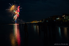 Fireworks 8 (antoninao) Tags: fuochifranc2016 spari bagliori luci colori esplosioni riflessi silhouette chieti abruzzo mare cielo rosso giallo blue verde canon 5dmarkiii antonina orlando notte notturno shots gleams lights colors explosions reflexes sea sky red yellow green night