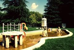 The Mysterious Bath (Claude Marco) Tags: metaphysics metafisica scultura sculpture art arte neoclassicism neoclassico dechirico giorgiodechirico parcosempione milano bagni bath mystery mysteriuos
