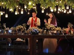 Yusuf & Saira's Wedding (yohanawu) Tags: bali seminyak indonesia wedding outdoor reception party seaside