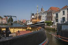 Haven - Maassluis (Jan de Neijs Photography) Tags: haven maassluis furie sleeboot tug harbor schansbrug tugboat zuidholland