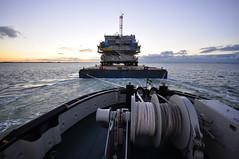 Multratug Veia Mate Offshore DSC_3979 (larry_antwerp) Tags: fabricom engiefabricom cofelyfabricom veiamate offshore windfarm windpower multratug26 9667863 multratug saarens paula ponton barge netherlands nederland schip ship vessel        schelde