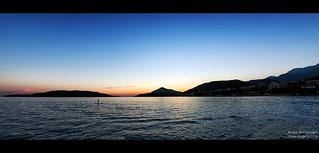 Sunset row